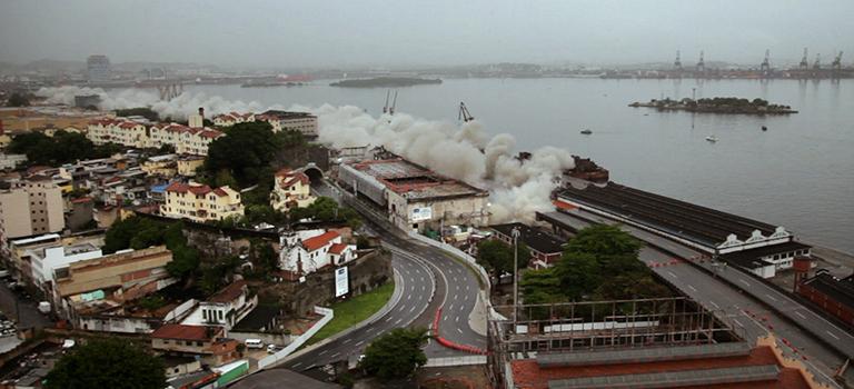 A Retomada do Porto