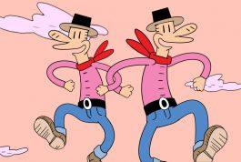 Rocky & Hudson – os Caubóis Gays