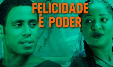 Lázaro Ramos, Ícaro Silva e Larissa Luz | Espelho