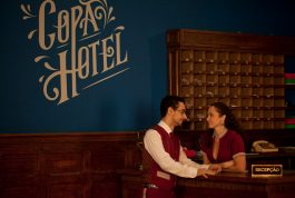 COPA HOTEL – O Primeiro Dia