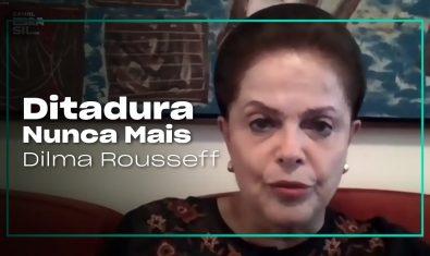Dilma Rousseff lembra da resistência de mulheres presas durante a Ditadura Militar | Cinejornal