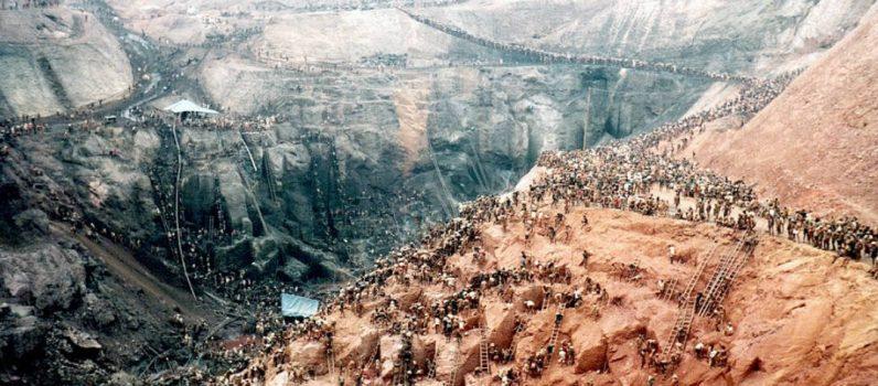 Serra Pelada – A Saga da Montanha de Ouro
