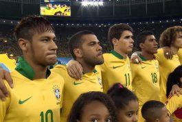 SELEÇÃO BRASILEIRA – PAIXÃO DE UM POVO – 02