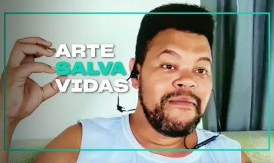 Babu Santana fala sobre incorporar Tim Maia e outros personagens | TransMissão