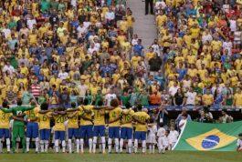 SELEÇÃO BRASILEIRA – PAIXÃO DE UM POVO – 01